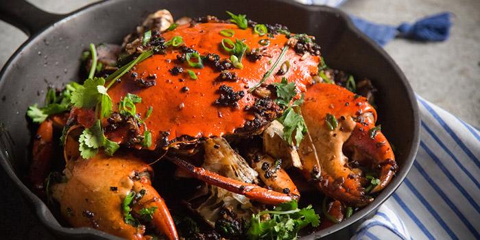 Black Pepper Crab, Cull