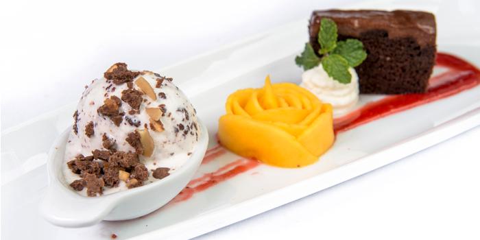 Chocolate & Mango from Lucky 13 Bar & Grill in Rawai, Phuket, Thailand