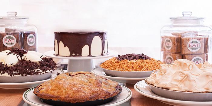 Dessert Spread from Clinton Street Baking Company in Bugis, Singapore