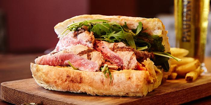 Steak Sandwich from Erwin