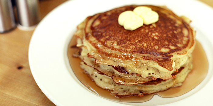 Pancakes from The Fabulous Baker Boy in Clarke Quay, Singapore