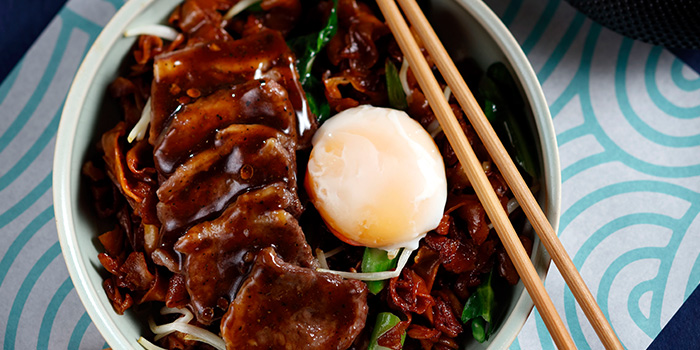 Moonlight Truffle Beef Hor Fun from Full of Luck Club in Holland Village, Singapore