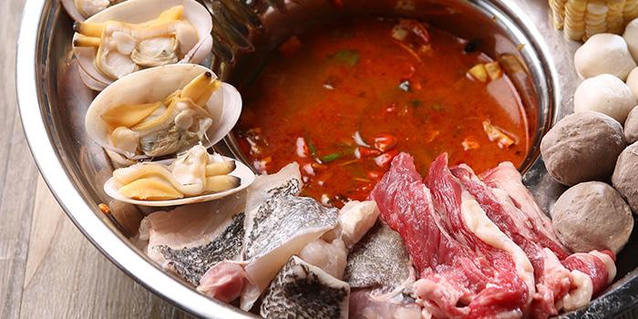 Hotpot, Viet Lime Café & Restaurant, Tseung Kwan O, Hong Kong