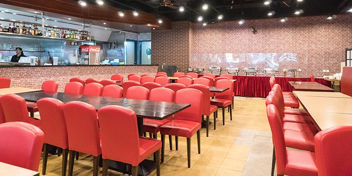 Interior, Spice 8, Hung Hom, Hong Kong