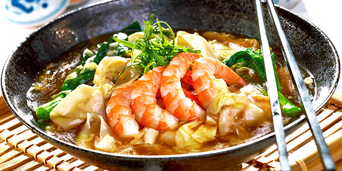 Seafood Hor Fun from Katong Kitchen at Village Hotel Katong in East Coast, Singapore