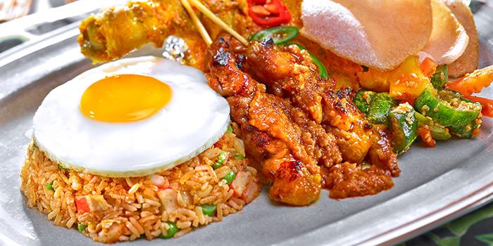 Nasi Goreng from Katong Kitchen at Village Hotel Katong in East Coast, Singapore