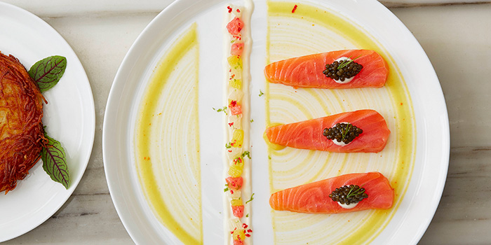 Kenmare Smoked Salmon, The Continental, Admiralty, Hong Kong