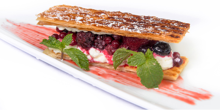 Millefeuille from Lucky 13 Bar & Grill in Rawai, Phuket, Thailand