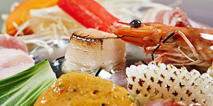 Seafood from Mookata (Katong) in East Coast, Singapore