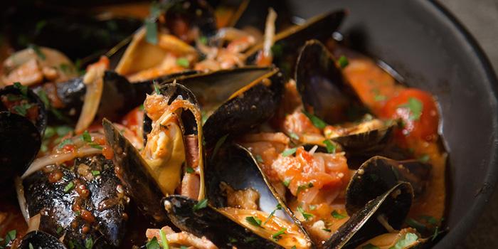 Mussels, Cull