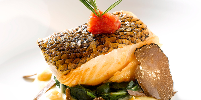 Festive Food from Osteria Art in Raffles Place, Singapore