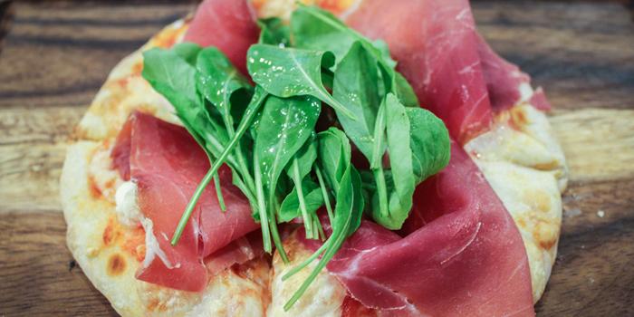 Parma Ham Pizza from Pizza King Sukhumvit 49 in Sukhumvit Soi 49, Bangkok