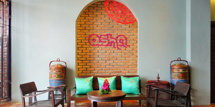 Restaurant Ambience of OSHA Thai Restaurant & Bar in Phuket Town, Phuket, Thailand