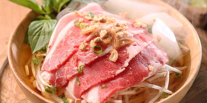 Saigon Beef Pho, Viet Lime Café & Restaurant, Tseung Kwan O, Hong Kong