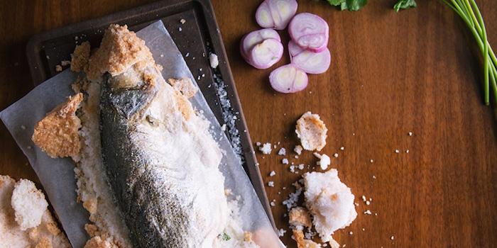 Salt Baked Fish, Cull