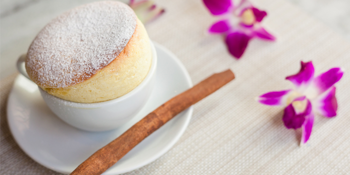 Souffle of the Day from OSHA Thai Restaurant & Bar in Phuket Town, Phuket, Thailand