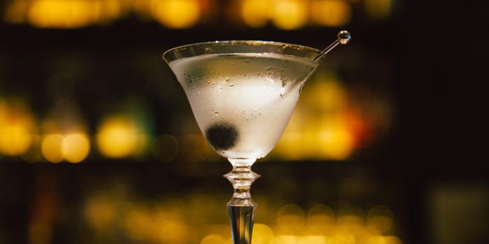 The treachery of Image from Vesper Cocktail Bar & Restaurant in Silom, Bangkok