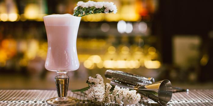 The White Trumpet Flower from Vesper Cocktail Bar & Restaurant in Silom, Bangkok