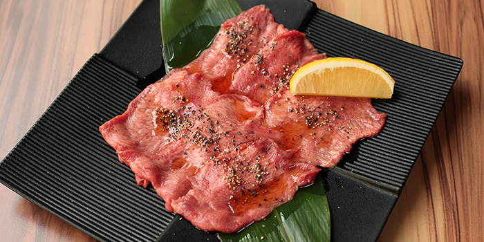 Lean Beef from YAKINIKU-OH GOEN in Raffles Place, Singapore