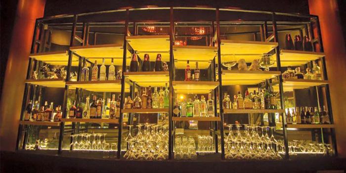 Bar of Taste Bar & Grill in Cherngtalay, Thalang, Phuket, Thailand