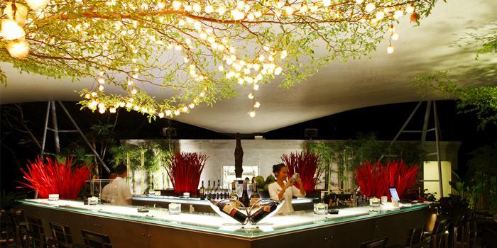 Bar of 360° Bar in Cherngtalay, Thalang, Phuket, Thailand