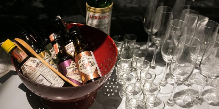 Beers from Wild & Co. in Soi Farmwattana, Bangkok