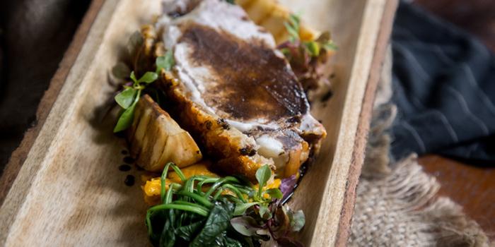 Crispy Pork Sirloin from Wild & Co. in Soi Farmwattana, Bangkok
