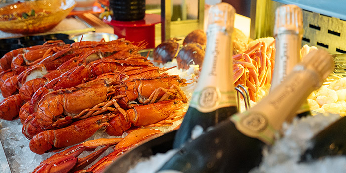 Champagne BrunchHarbourside, Tsim Sha Tsui, Hong Kong