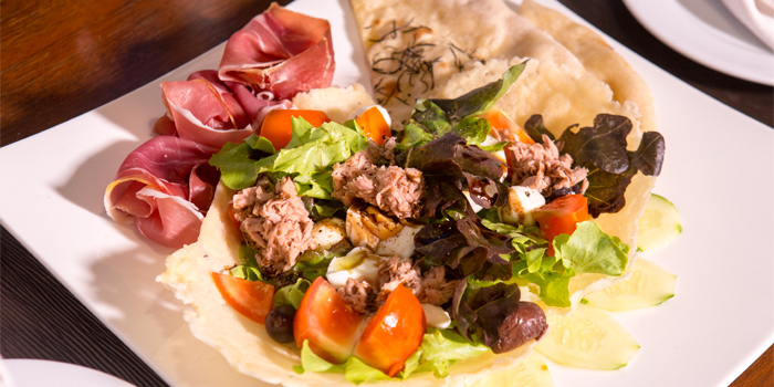 Country Salad from Toto Ristorante Italiano in Cherngtalay, Talang, Phuket, Thailand
