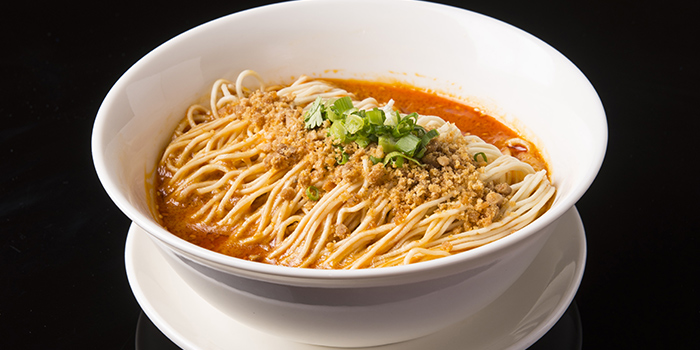 Dan Dan Noodles in Soup, Crystal Jade Jiang Nan, Wan Chai, Hong Kong