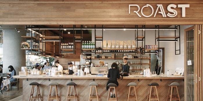 Exterior of Roast at The EmQuartier, Bangkok