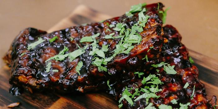 Spicy BBQ Full Rack Pork Ribs from Fat Lulu