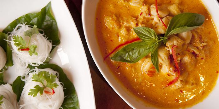 Gang Kathi Neua Poo from Silk Restaurant and Bar in Kamala, Kathu, Phuket, Thailand