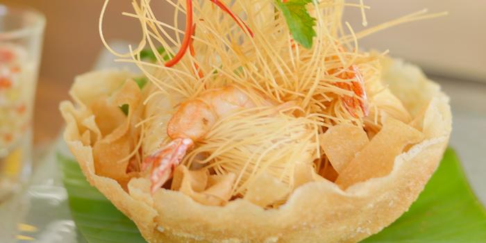 Goong Sarong from Silk Restaurant and Bar in Kamala, Kathu, Phuket, Thailand