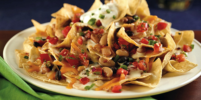 Nachos from Hard Rock Cafe (Cuscaden) at HPL House in Tanglin, Singapore