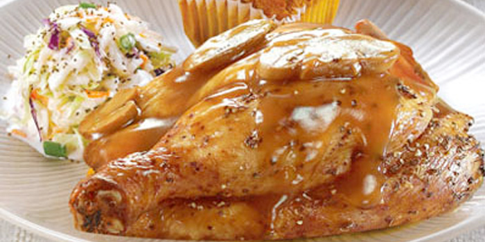 Kennys Quarter Litemeal from Kenny Rogers Roasters in Cherngtalay, Thalang, Phuket, Thailand