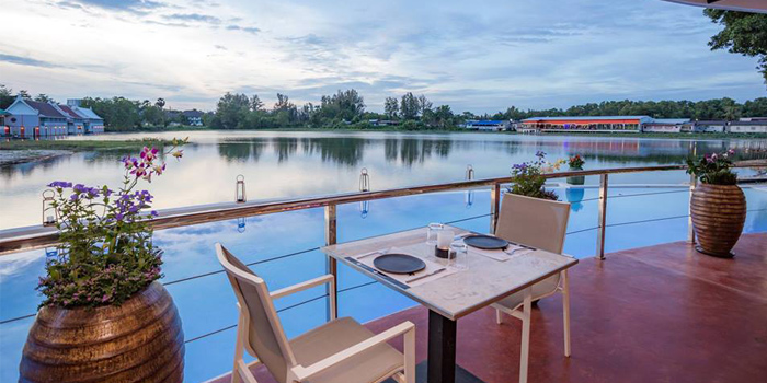 Lake View of Cut Grill & Lounge in Lagoon Road, Boat Avenue, Cherngtalay, Talang, Phuket, Thailand