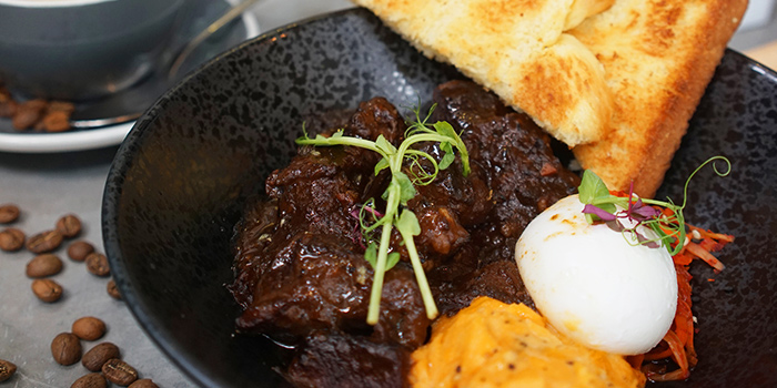 Beef Cheek from Montana Singapore in Dhoby Ghaut, Singapore