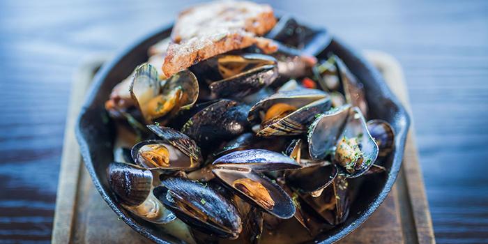 Mussels, Zafran, Central, Hong Kong
