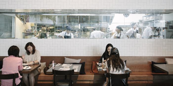 Open Kitchen from Roast at The EmQuartier, Bangkok