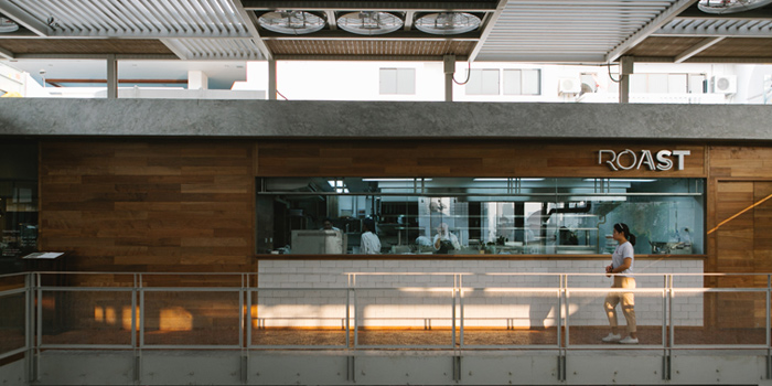 Open Kitchen from Roast at The COMMONS, Bangkok