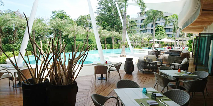 Outdoor Area of Firefly in Cherngtalay, Thalang, Phuket, Thailand