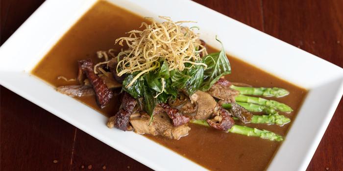 Ped Ob Sauce Khing from Silk Restaurant and Bar in Kamala, Kathu, Phuket, Thailand