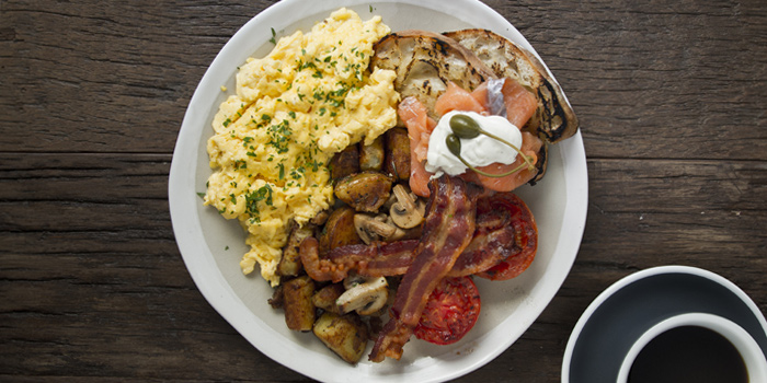 Roast Breakfast from Roast at The EmQuartier, Bangkok