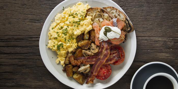 Roast Breakfast from Roast at The COMMONS, Bangkok