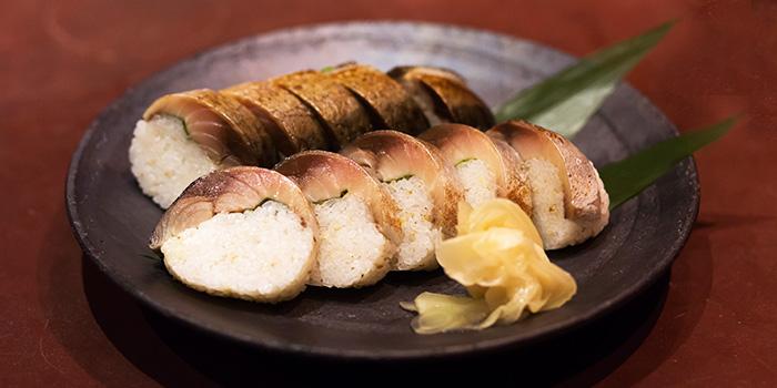 SushiTeishoku from Sabar Singapore in Wisma Atria Shopping Centre in Orchard Road, Singapore
