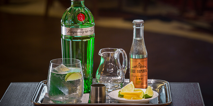 Gin & Tonic from Tonic in JW Marriott Hotel Singapore South Beach in City Hall, Singapore