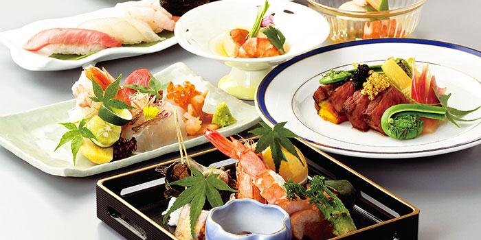 Sushi Kaiseiki from Tsukiji Sushi Takewaka in Wisma Atria Shopping Centre in Orchard Road, Singapore