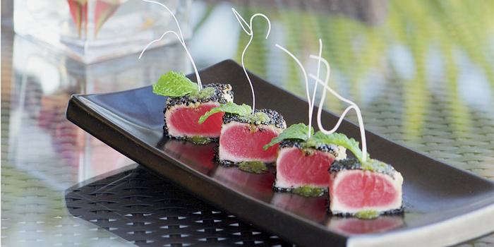 Tuna Tataki from 360° Bar in Cherngtalay, Thalang, Phuket, Thailand
