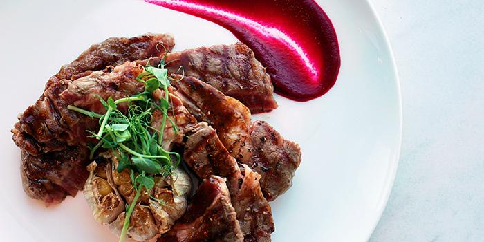 U.S. Ribeye Steak, Uptop Bistro & Bar, Tsim Sha Tsui, Hong Kong